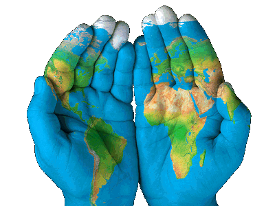 Hold the world in your hand - © chones - Fotolia.com