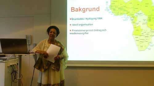 Fana Habteab. Photo: © Linda Ederberg